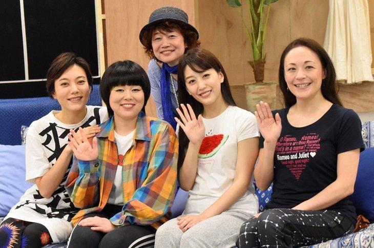 鈴木裕美「やっと自分たちの『フローズン・ビーチ』になってきた」公開稽古レポート
