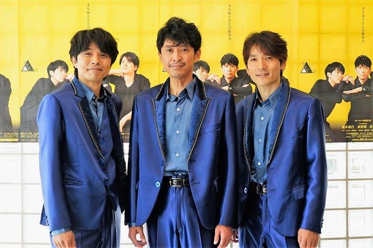 ジャニー喜多川氏の思いも込めてトニセン舞台第2弾『カノトイハナサガモノラ』開幕