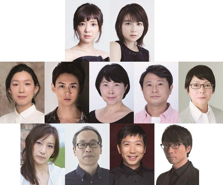 江戸川乱歩×倉持裕新作『お勢、断行』倉科カナ、上白石萌歌ら出演