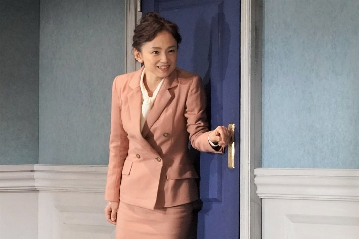 ノラが帰ってきた!『人形の家 Part2』永作博美「人間と人間のぶつかり合い」