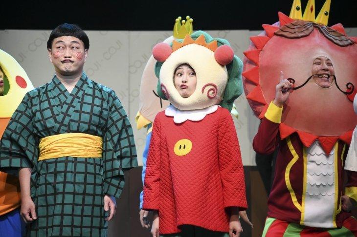 舞台『コジコジ』開幕!さくらももこの名作で乃木坂46・向井葉月が初主演