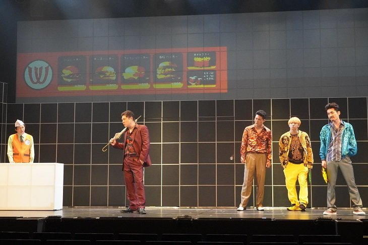 OOPARTS 『リ・リ・リストラ』ハンバーガー店を舞台に仁義ある戦いが開幕