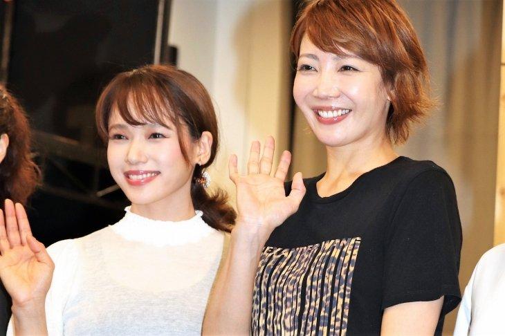 柚希礼音×ソニンのタッグで見せる女性のパワフルなステージ!『FACTORY GIRLS』稽古場取材会