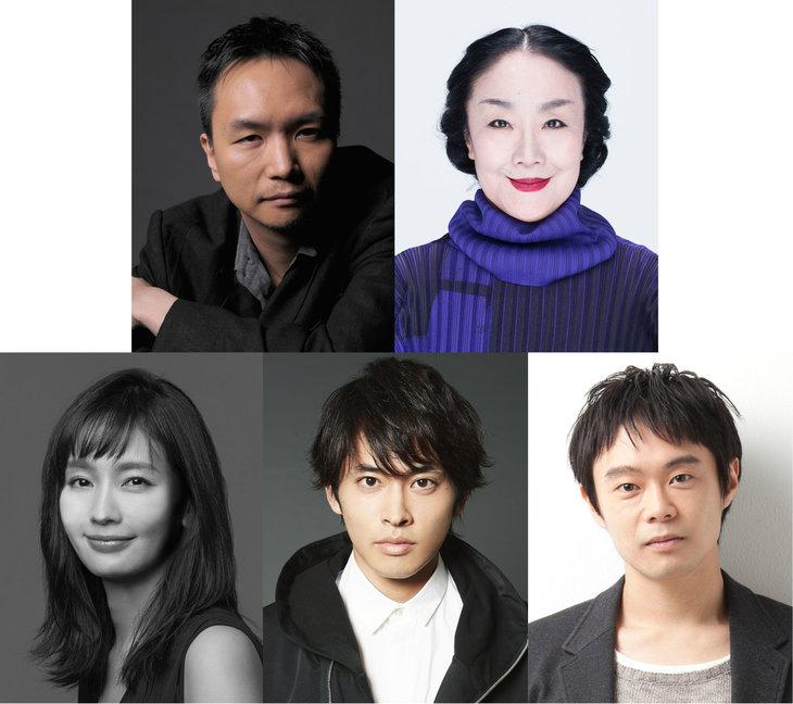 伝説的戯曲を長塚圭史が演出『常陸坊海尊』に白石加代子、中村ゆり、平埜生成ら