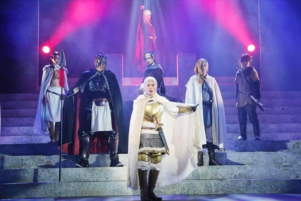 ミュージカル『アルスラーン戦記』大阪で開幕ヤシャスィーン!木津つばさ「役者陣の熱量を感じて」