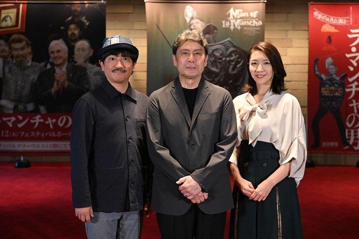 ミュージカル『ラ・マンチャの男』大阪で開幕!松本白鸚が日本での上演50周年に描く「見果てぬ夢」
