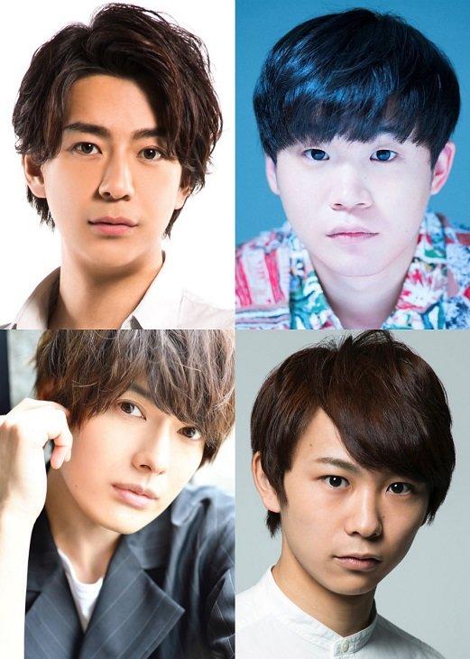WOWOWドラマ×舞台プロジェクト始動!舞台版キャストに三浦翔平、矢本悠馬、崎山つばさ、須賀健太
