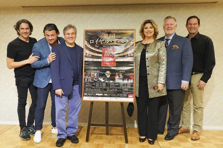 世界一流のオペラ『ファウスト』『オテロ』を世界一流の英国ロイヤル・オペラで