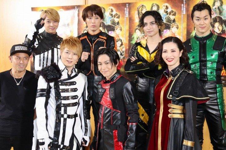 「ファイナルにふさわしく」屋良朝幸主演『THE CIRCUS!-エピソードFINAL-』東京公演開幕!