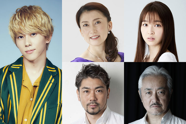 Aぇ!group末澤誠也リーディング公演『キオスク』で単独初主演「夢であり、大きな目標だった」