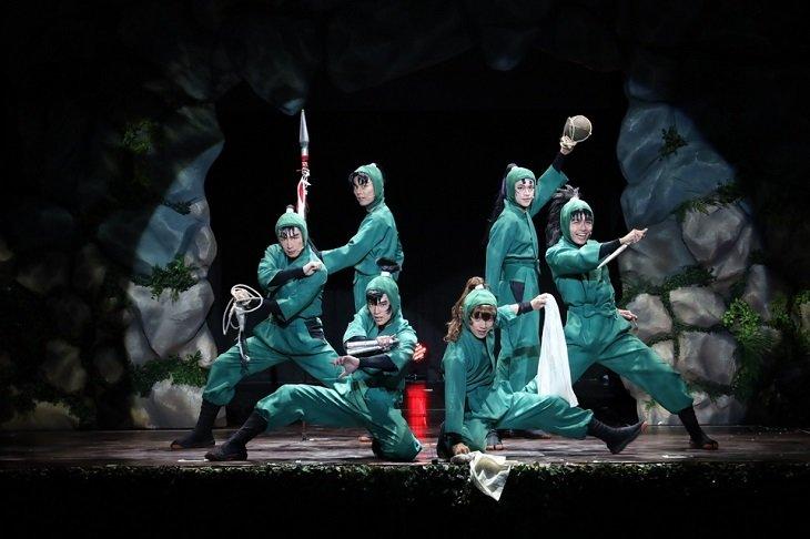 「忍ミュ」第10弾の再演に反橋宗一郎「善法寺伊作、完全復活!」