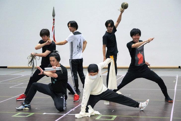 忍たまファミリーのガッツが溢れる!「忍ミュ」第10弾再演 稽古場レポート