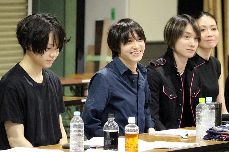 2年ぶりの再演に向け、ブラッシュアップ!ライブ・スペクタクル「NARUTO-ナルト-」~暁の調べ~顔合わせレポート