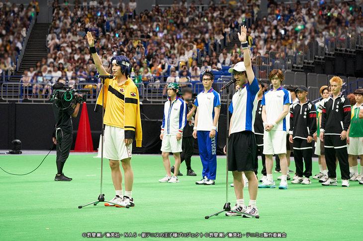 テニミュキャストが大集合した白熱の2日間!ミュージカル『テニスの王子様』秋の大運動会 2019レポート