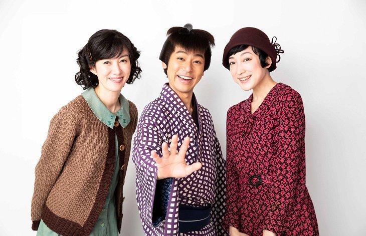 WOWOWにて妻夫木聡&緒川たまき&ともさかりえら出演舞台『キネマと恋人』放送