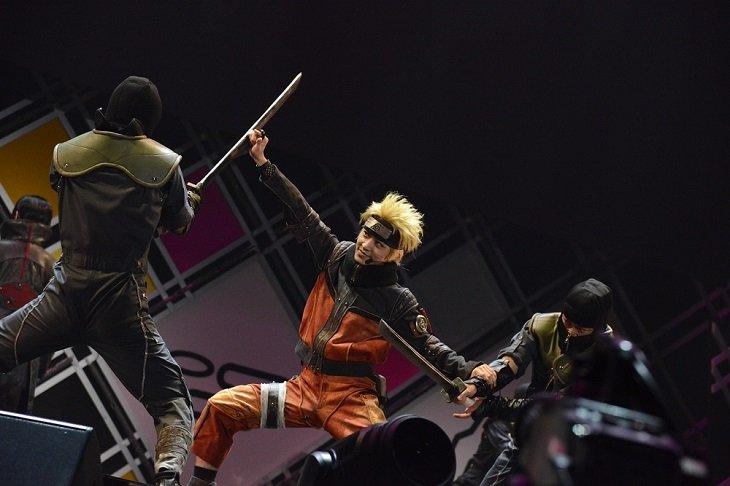 『NARUTO-ナルト-』20周年記念大型ライブ、1日限りの見逃し配信!松岡広大、佐藤流司らが登場したSPステージも