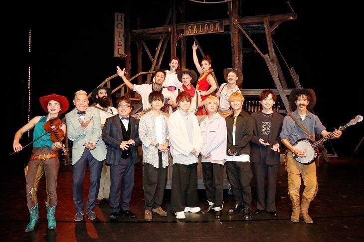 シルク・エロワーズの日本公演最新作『サルーン』スタート