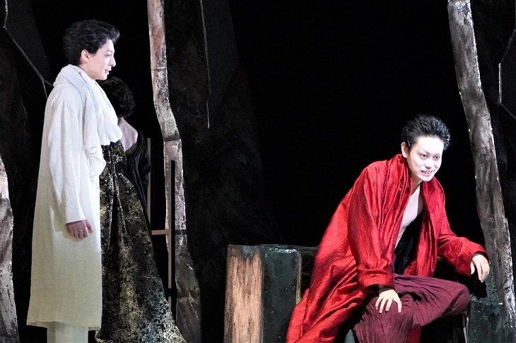 『カリギュラ』開幕直前!菅田将暉「高杉真宙に癒されて稽古に励んだ」