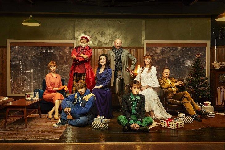 浜中文一&松本幸大(宇宙Six)W主演『ELF The Musical』メインビジュアル公開