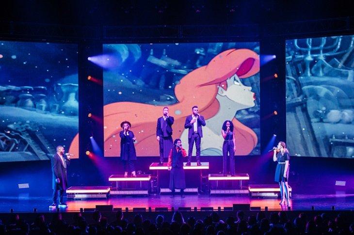 ディズニー初の公式アカペラグループ「ディカペラ」が2020年夏に再び全国ツアーを開催