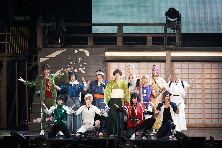 ミュージカル『刀剣乱舞』歌合 乱舞狂乱 2019開幕!刀ミュの新境地を拓く複合的エンターテインメントが誕生