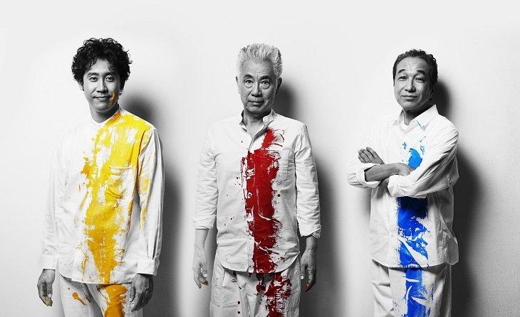 究極の3人芝居『ART』にイッセー尾形、小日向文世、大泉洋が挑む