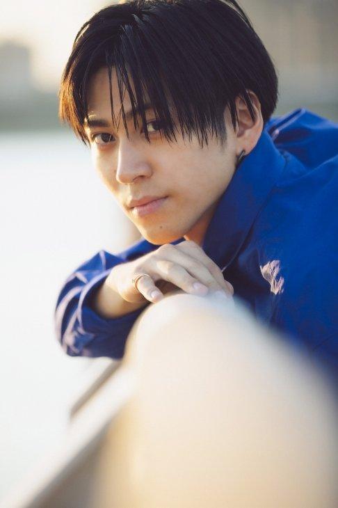 井澤勇貴がファースト写真集に詰め込んだ「今表現したいすべて」