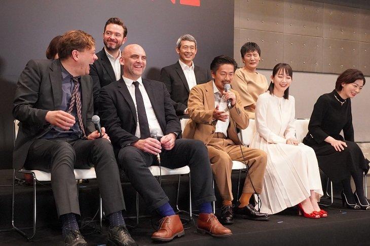 世界初演舞台『FORTUNE(フォーチュン)』製作発表会見レポート!森田剛セリフ量に驚き「サイモン来た・・・!」
