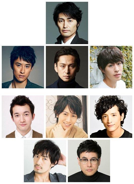 安田顕主演舞台『ボーイズ・イン・ザ・バンド』に馬場徹、太田基裕、大谷亮平ら出演決定