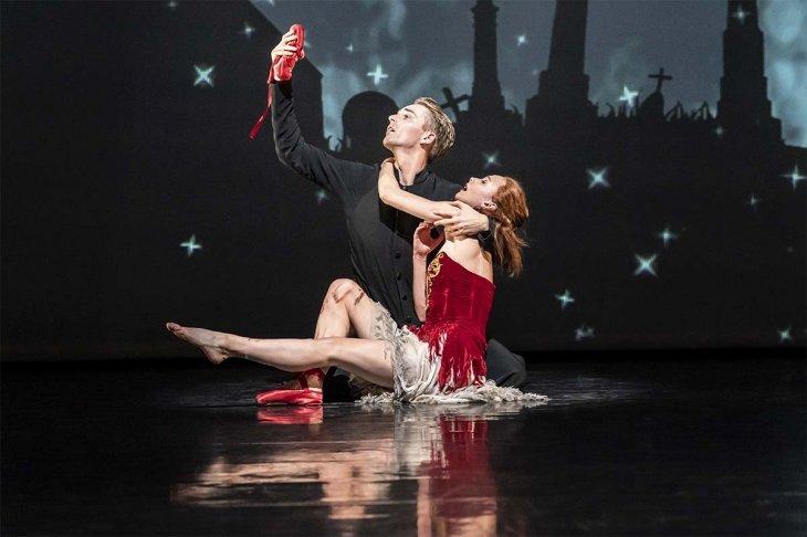 マシュー・ボーンの『赤い靴』がついに東京で観られる!