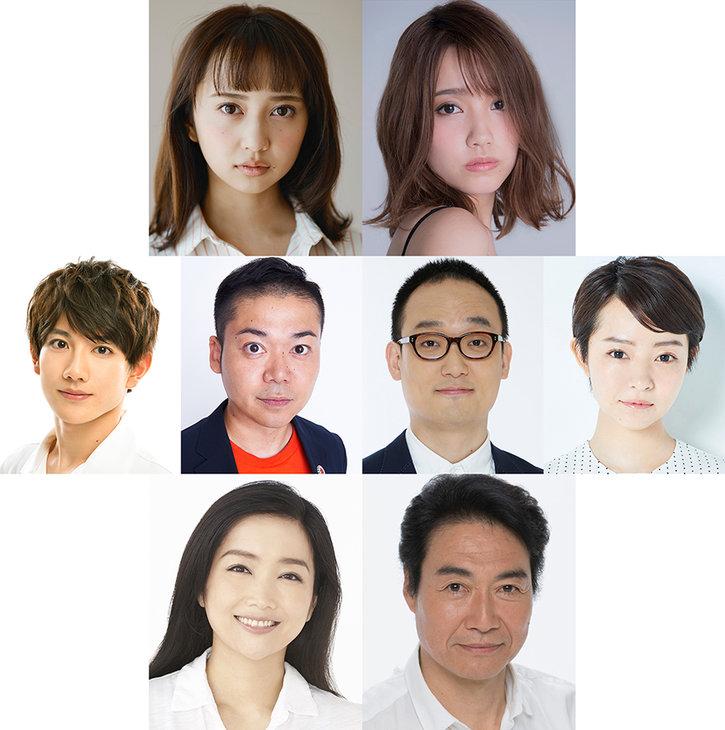Aqours小宮有紗、AKB48加藤玲奈、赤澤遼太郎らで『体育教師たちの憂鬱』来春に