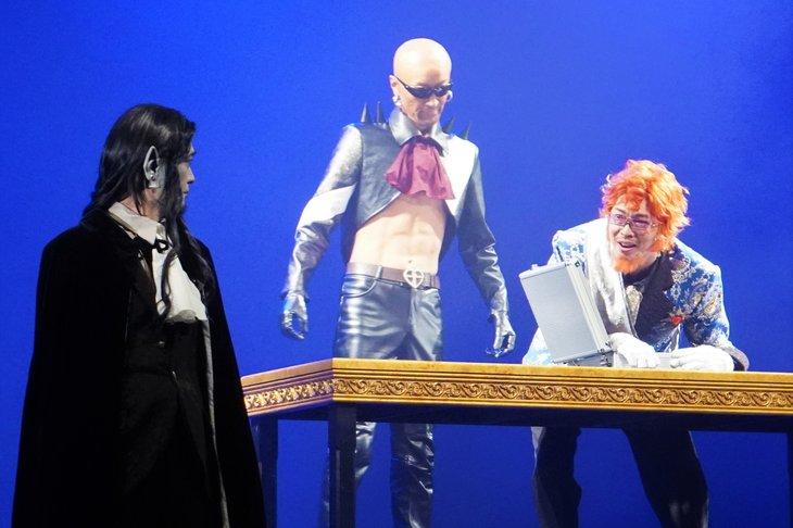 舞台『巌窟王 Le theatre』舞台写真
