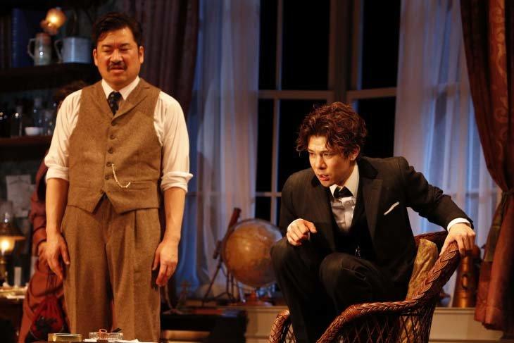 『愛と哀しみのシャーロック・ホームズ