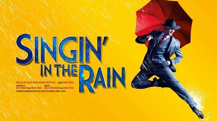 2020年9月上演『SINGIN' IN THE RAIN』アダム・クーパー「これまでで最高のものに」