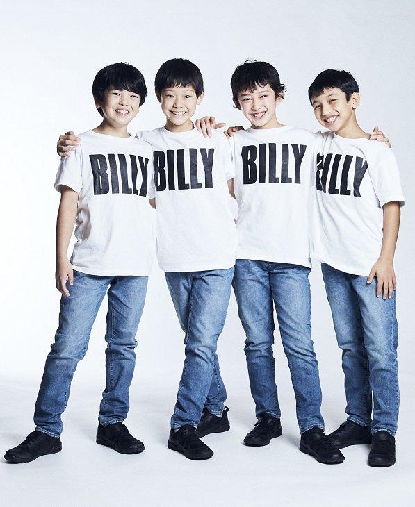 ミュージカル『ビリー・エリオット~リトル・ダンサー~』2020年公演ビリー・エリオット役の4名が決定!
