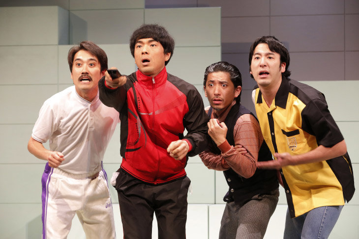 劇団ゴジゲン『ポポリンピック』開幕!松居大悟「なんだか、劇ってすごいな」