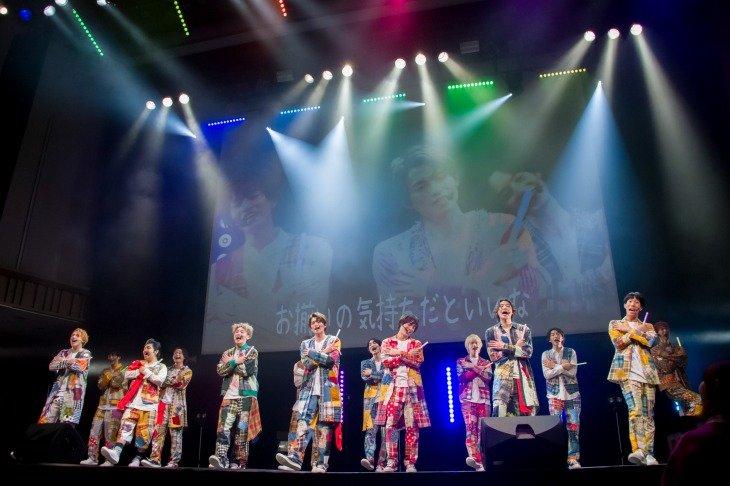 キューブ若手俳優陣とファンが年末に大盛り上がり!令和初のC.I.A.『SUPER LIVE 2019』レポート