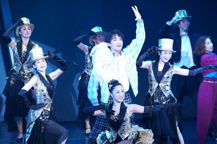 井上芳雄主演ミュージカル『シャボン玉とんだ 宇宙(ソラ)までとんだ』公開ゲネ&囲みレポ!壮大な愛の物語を見事に表現