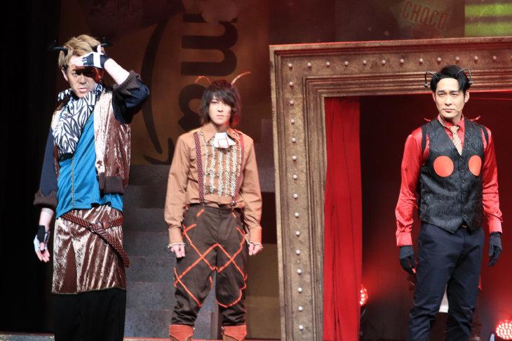 『ミクロワールド・シンフォニア』舞台写真