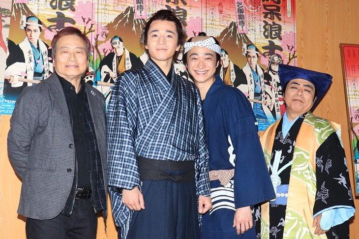 『阿呆浪士』開幕!戸塚祥太と福田悠太が贈る、笑えて泣けて気分が上がるコメディ