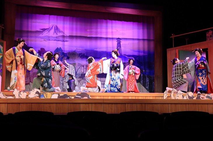 舞台『阿呆浪士』