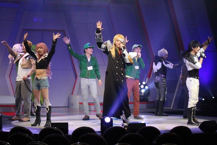 舞台『宇宙戦艦ティラミスⅡ』舞台写真