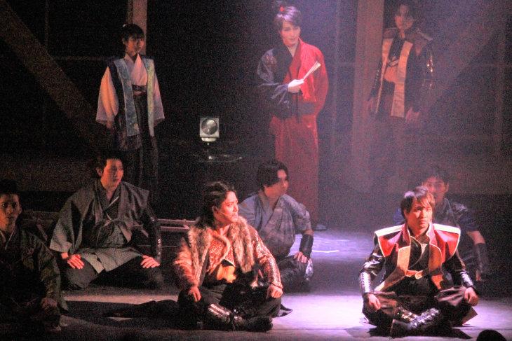 生演奏ミュージカル『信長の野望-炎舞-』