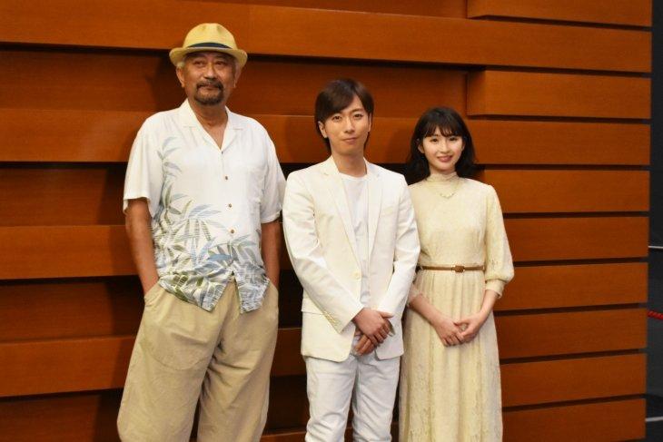 河合郁人(A.B.C-Z)主演ミュージカル『天国の本屋』開幕レポート「人生で今、一番歌っています」