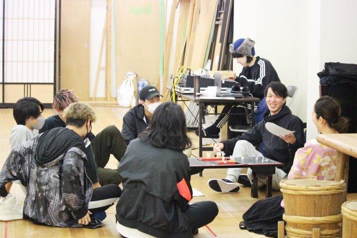 """イマーシブシアター『サクラヒメ』稽古場レポート!""""没入感""""を生み出す試行錯誤"""