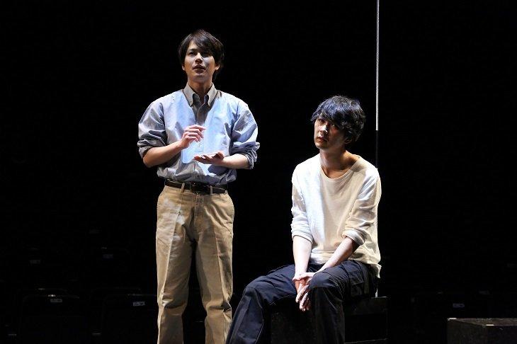 演技という衣を脱ぎ捨てた『ウエアハウス』と全力で言葉に挑む『る・ぽえ』の同時上演、開幕!