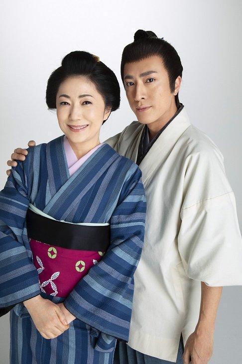 内博貴、歌芝居『あい-永遠に在り-』で石川さゆりと初共演&夫婦役