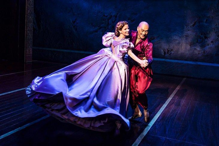 ミュージカル『王様と私』ロンドン公演をWOWOWで独占放送