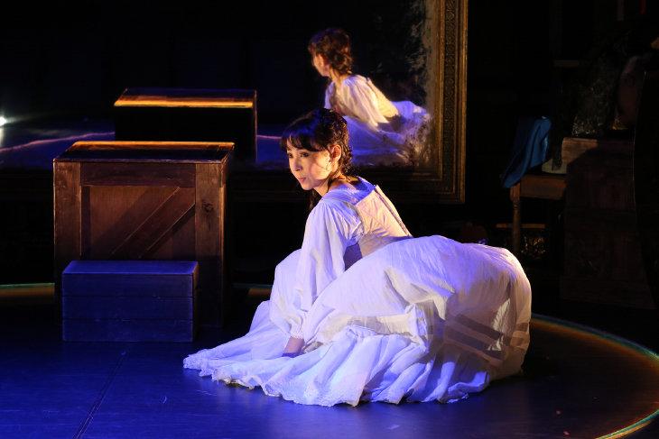 『メアリー・ステュアート』舞台写真