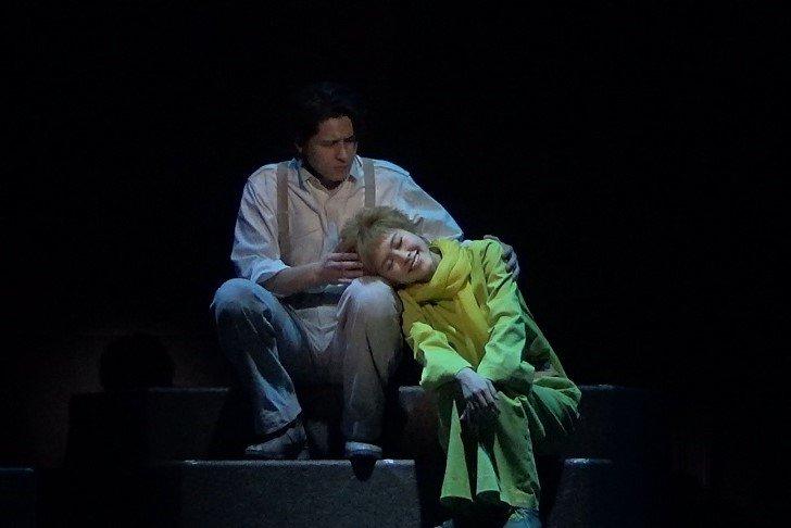 昆夏美、伊礼彼方ら出演!青木豪の脚本・演出による音楽劇『星の王子さま』東京公演開幕